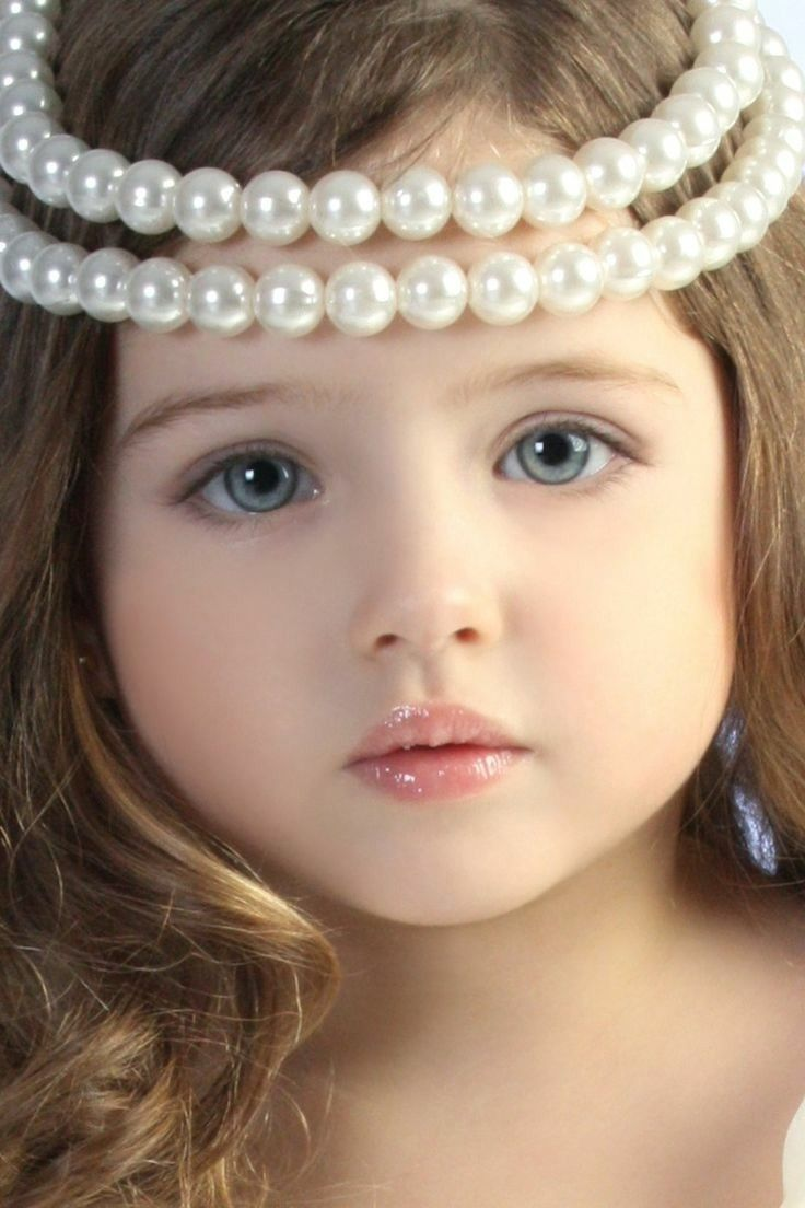 Beautiful baby hair accessories - Pearl Head Band Measures Are Based On Your Child Needs Elizabeth Designs Accessories Hair Accessories