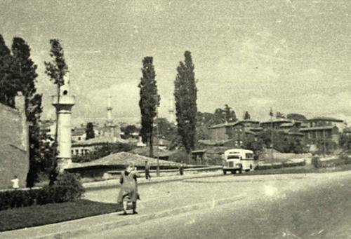 Aksaray Oruç Gazi İsmail Ağa Camii