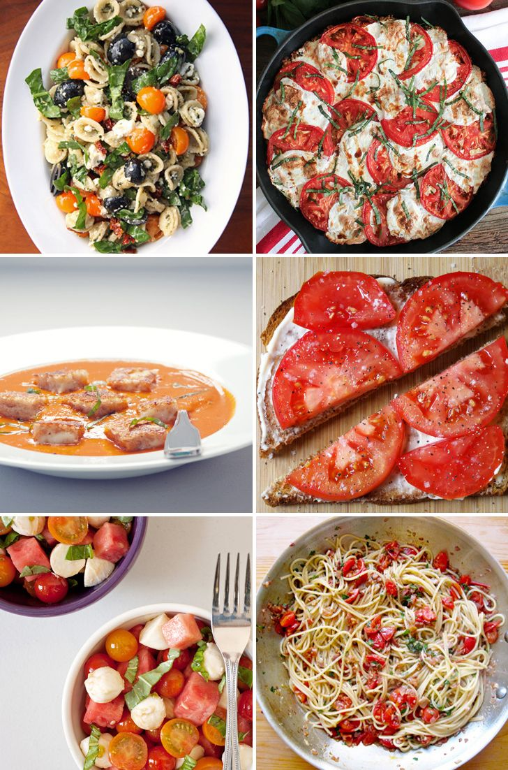 20 Ways to Make the Most of Tomatoes