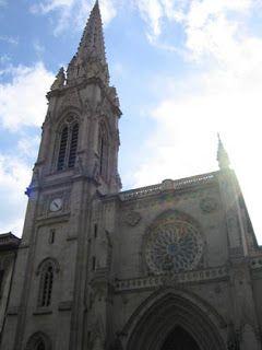 PATRIMONIO DE LA HUMANIDAD La Catedral del Señor Santiago de Bilbao declarada por la UNESCO Patrimonio dela Humanidad dentro de lo...