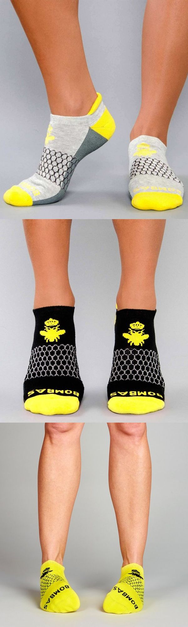 Whether you're the queen bee, a worker bee, or a busy bee, you need great socks to get you through the day. Quality materials and tested features make for the perfect socks to outfit the whole hive.   http://www.bombas.com/women?filter=5&utm_source=Pinterest&utm_medium=Social&utm_campaign=1.9P