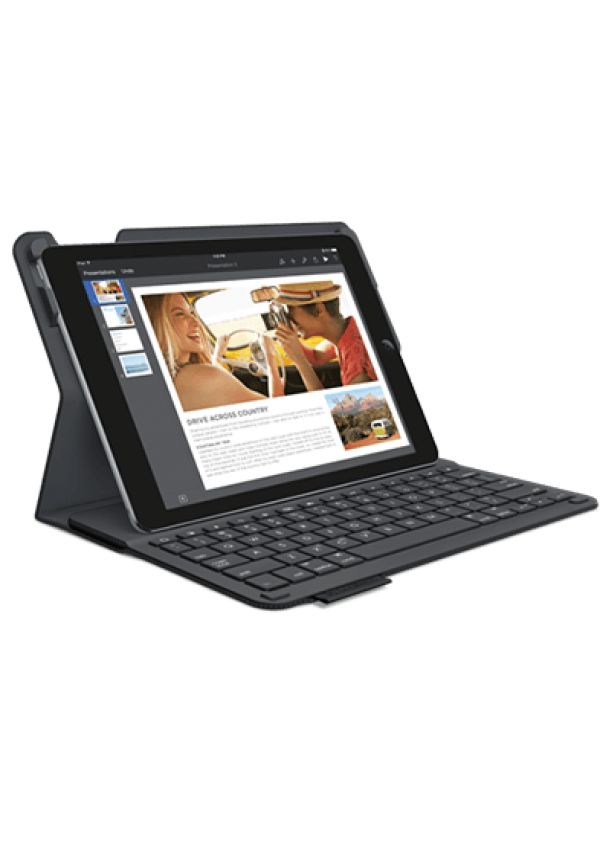 Great typing for iPad Durable, liquid repellant protective case of Logitech Protective Case with Integrated Keyboard for iPad shop online at Fashionothon.com best ipad,latest ipad, ipad best price, ipad best buy, Logitech Protective Case with Integrated Keyboard for iPad, fashionothon,fashionothon.com  Shop online - http://www.fashionothon.com/mobile-phones/tablet-keyboards/protective-case-iPad