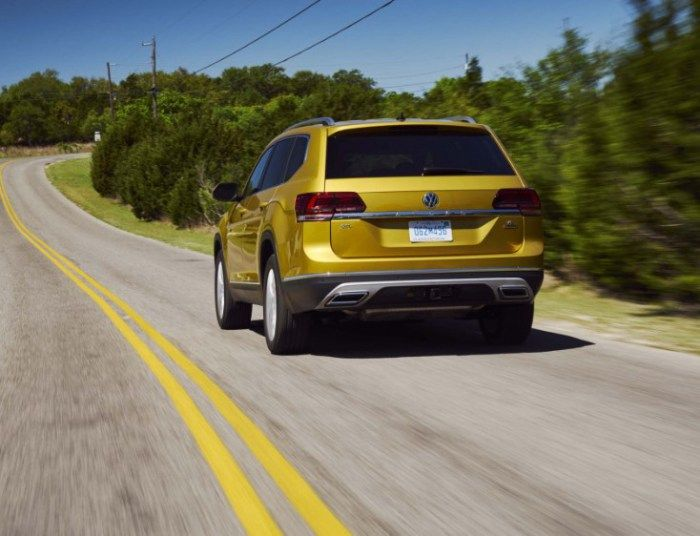 The 2019 Volkswagen Atlas Model Overview Price And Availability Volkswagen New Suv Suv Models