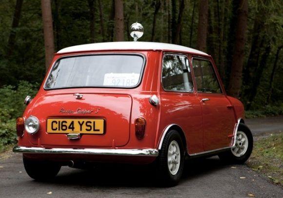 1966 Mini Cooper S