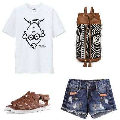 #Summer #outfit  #Whatowear