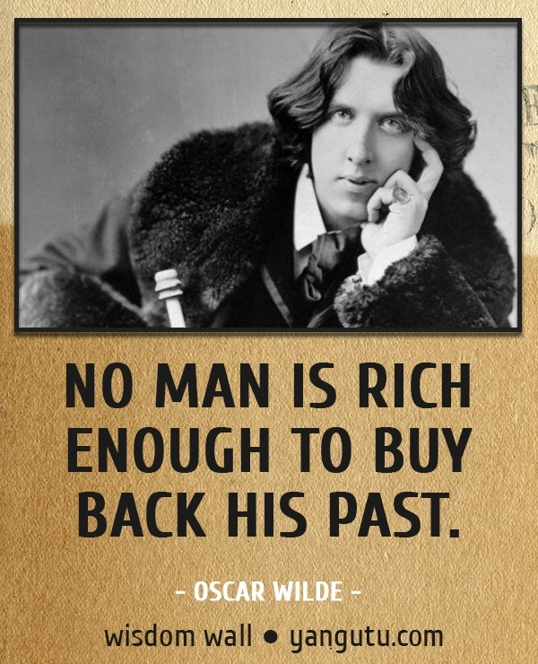 No Man Is Poor Who Has Friends : friends, Enough, Past,, Oscar, Wilde, Wisdom, Quote, #quotations,, #citations,, #sayings,, Ht…, Quotes,, Forgive, Words