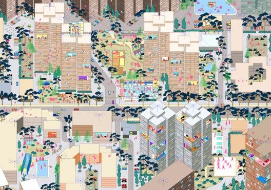 Urbanized Landscape Series (6)