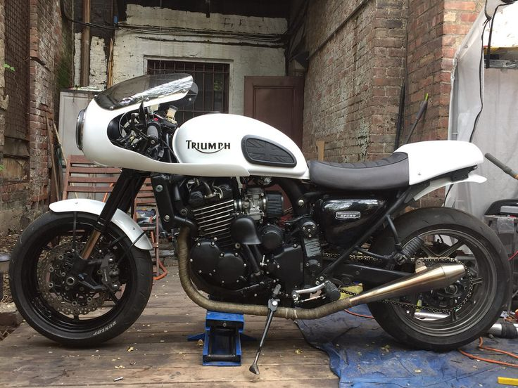 Triumph Thunderbird Sport. Great Job by simplyj!