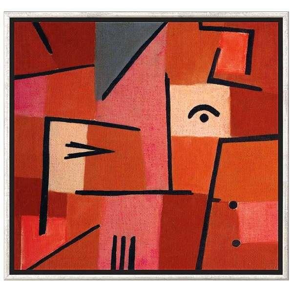 Klee Paul Blick Aus Rot 1937 Paul Klee Idee Farbe Malerei