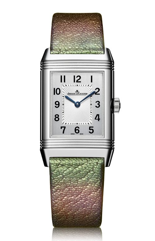 La montre Reverso de Jaeger-LeCoultre x Christian Louboutin