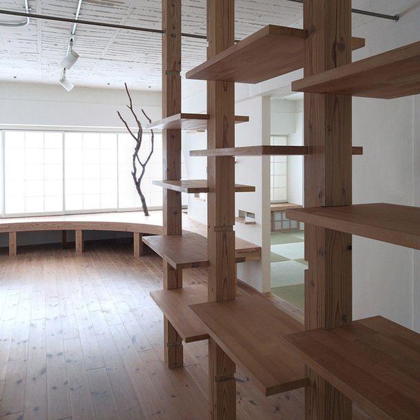 26 Incredible Under The Stairs Utilization Ideas: Квартира в традиционном японском стиле
