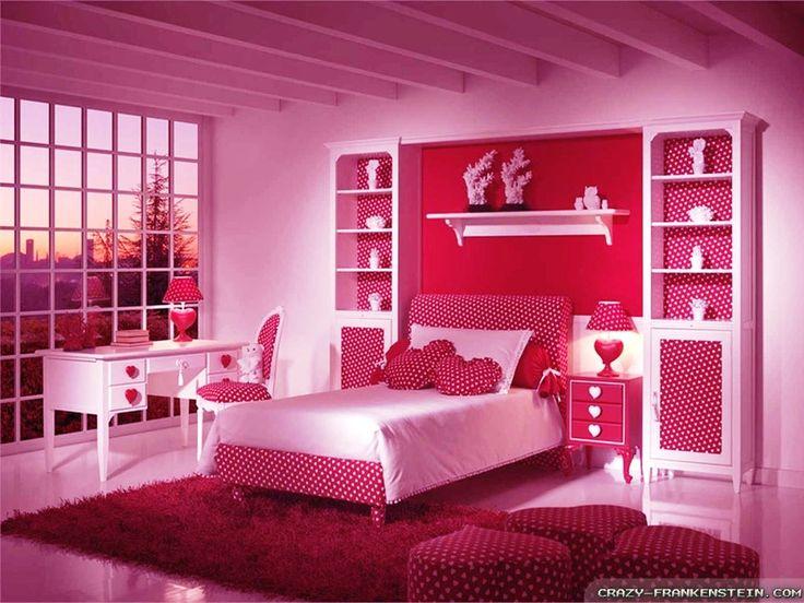 Pink Stylish Bedroom