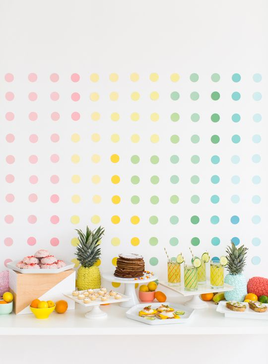 DIY Retro Summer Brunch or Soiree (and giveaway!)