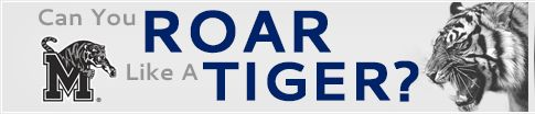 Memphis Tigers Official Athletic Site
