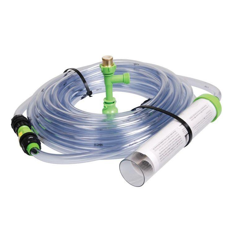 Python No Spill Clean And Fill Aquarium Maintenance System, 50-Feet #Python