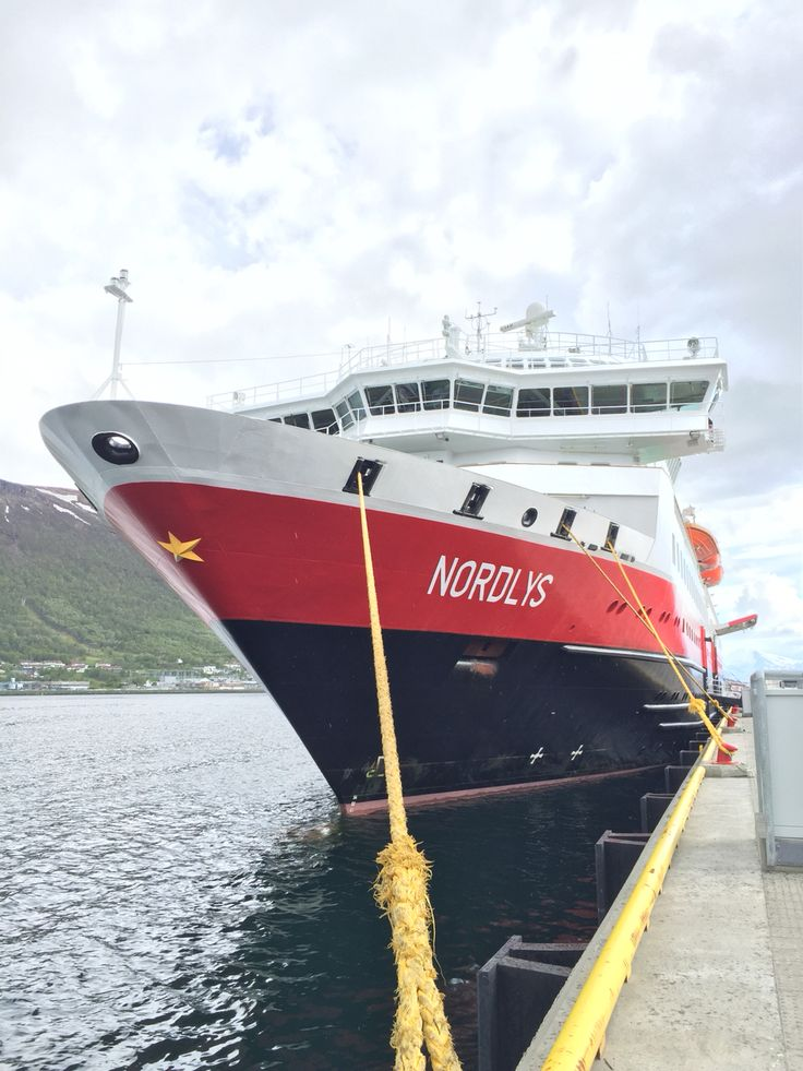 Tromsø #hurtigrutten