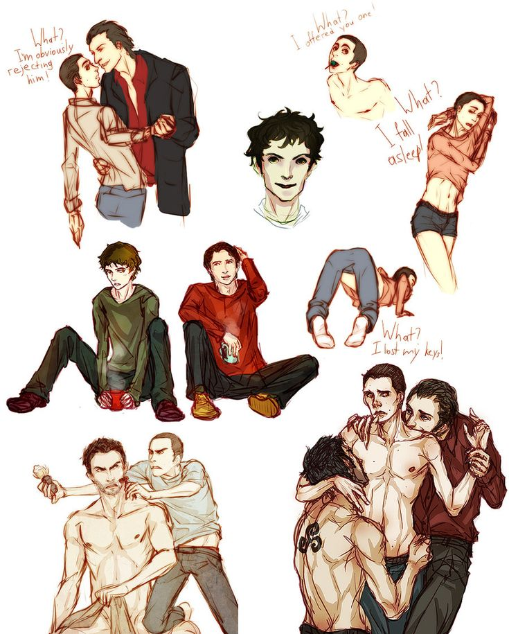 Can we please get the I lost my keys in the show.  Please.  I can so see this being canon.  With the Hale wolves watching.  Yes.  That could be gold.  Teen wolf dump by VivienKa.deviantart.com @deviantART.
