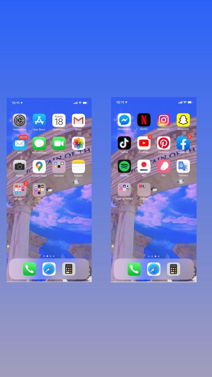 Organization iPhone in 2020 Iphone organization, Iphone