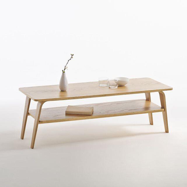 Table basse, double plateau, Jimi La Redoute Interieurs