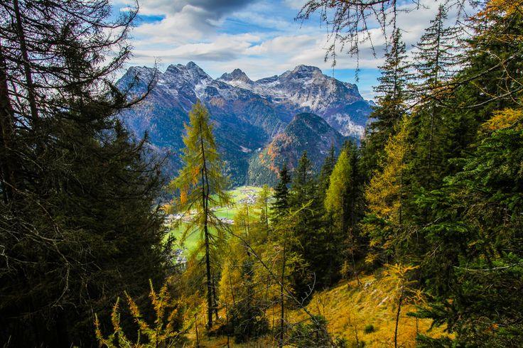 Was für eine mystische Stimmung am Wochenende im Salzburger Saalachtal. 🍂… – Urlaub im Saalachtal – Lofer