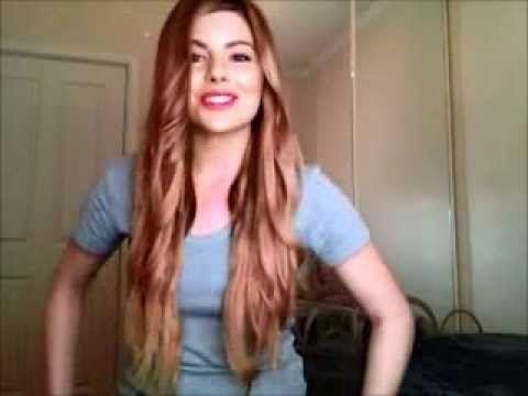 How to Style Zala Premium Hair Extensions  Beachy waves, Beachy Curls, Curled hair