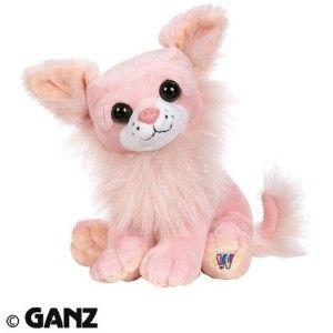 webkinz stuffed animals   Webkinz Plush Stuffed Animal Chi Chi Chihuahua