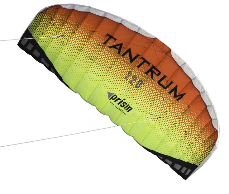 Prism Kite Technology TAN0 Tantrum Prism Kites, Lava