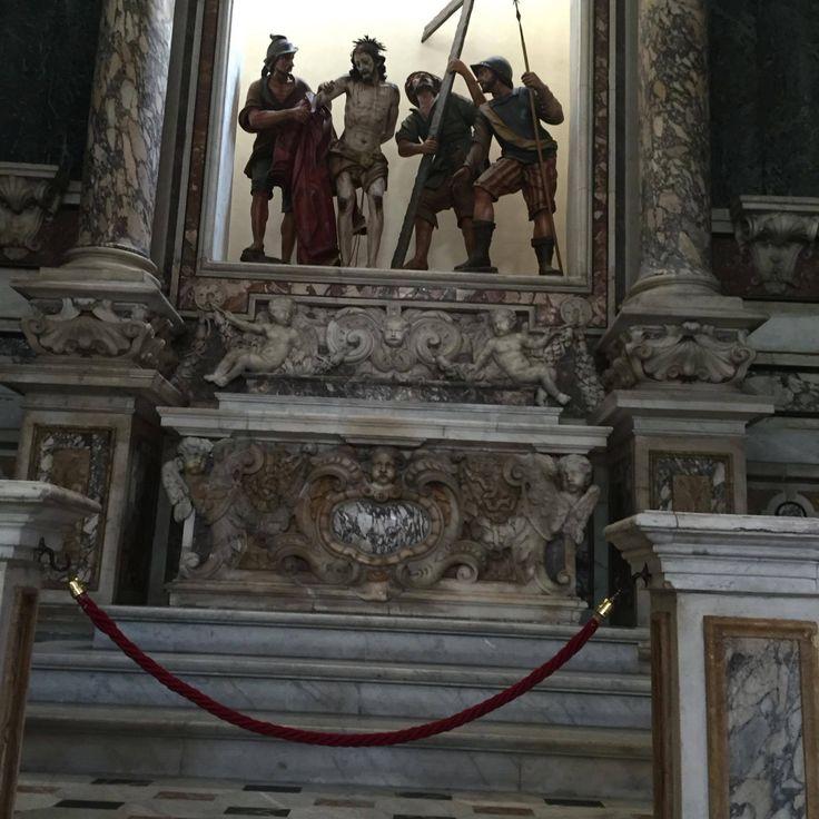 bilde i kirken