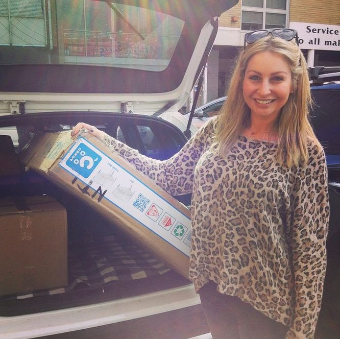 Bianca bought a new Childcare Luna Cot from Target online and delivered it with a heap of gorgeous new bedding. Thank you! #cotsfortots2015 total is now at 368 with just 3 days to go....