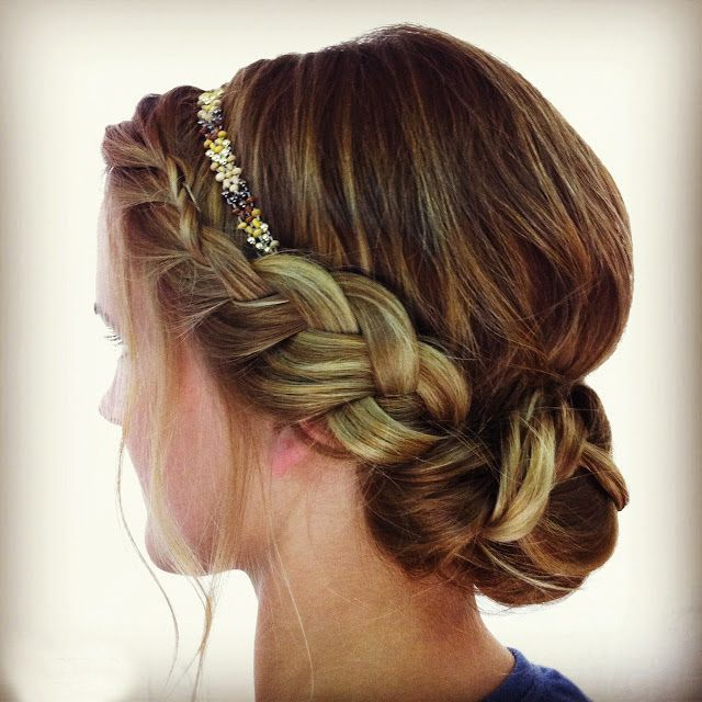 Bridal Updos Easy Formal Hairstyles