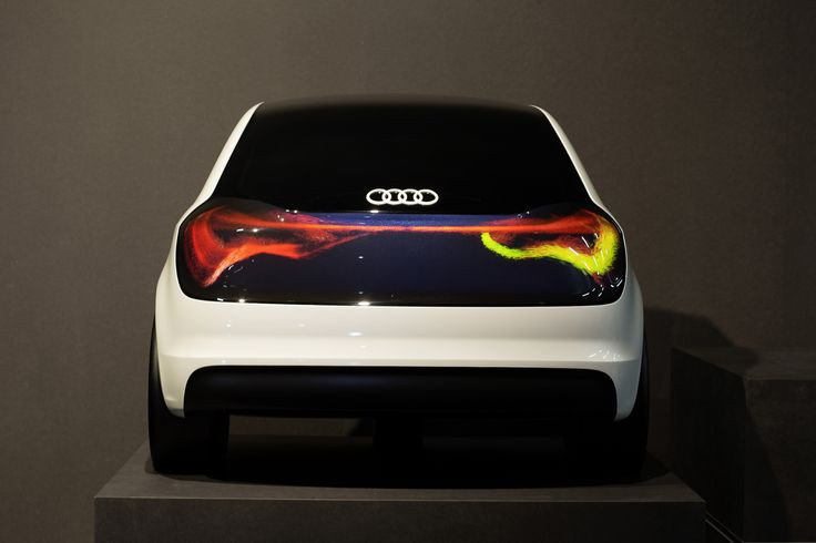 "Audi Design model ""The Swarm"""