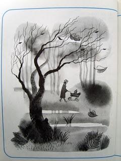 Polish children's book illustrations - Tralaloskop
