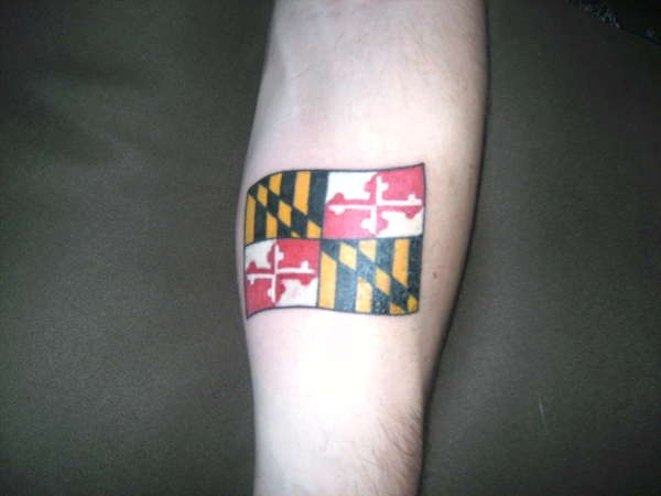 11 best baltimore orioles tattoos images on pinterest for Maryland tattoo ideas