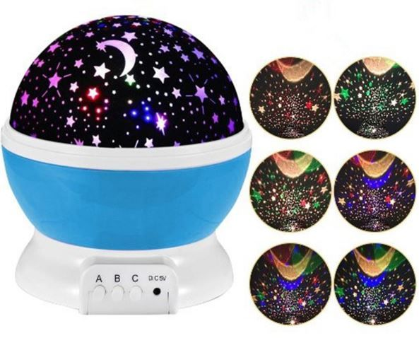 WFC Flashing Starry Sky Night Light Rotary Projector //Price: $19.99 & FREE Shipping //     #fashion #style #stylish #love #TagsForLikes #me #cute #photooftheday #nails #hair #beauty #beautiful #instagood #pretty #swag #pink #girl #girls #eyes #design #model #dress #shoes #heels #styles #outfit #purse #jewelry #shopping #glam