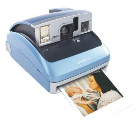 Amazon.com: Polaroid One600 Classic Instant Camera: Camera & Photo (any Polaroid with a 3.5 x 4 size picture) P.S. used only $25