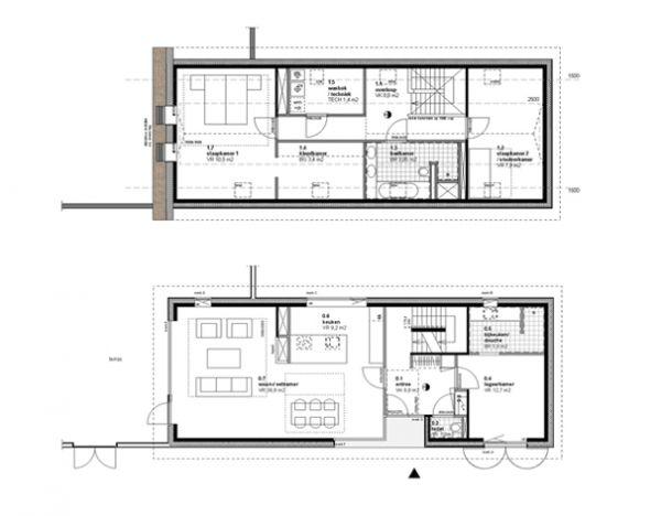 Duplex House Stairs