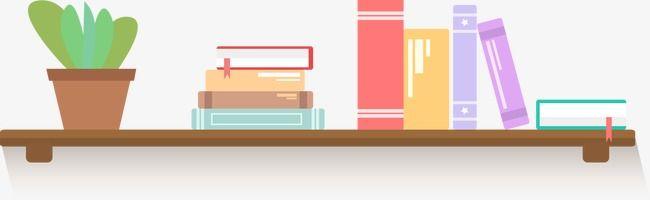 Bookshelf Cartoon Cartoon Vector Flower Pot Bookshelf Png And Vector With Transparent Background For Free Download Flower Pots Bookshelves Cartoon