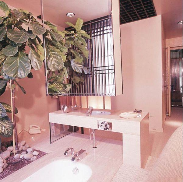 Pink Bathroom Interior, Pink Bathrooms Designs And