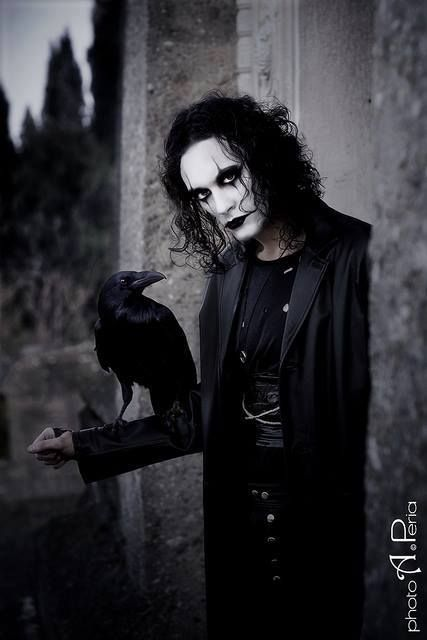The Crow.  I wish very much that the accident hadn't happened.  He could have had a wonderful acting career.