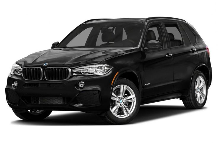 Next Gen 2017 BMW X5 SUV Black