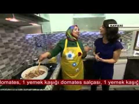 Yağlama Tarifi Mutfağım Kayseri Selamet Hanım 10 Mart 2014 - YouTube