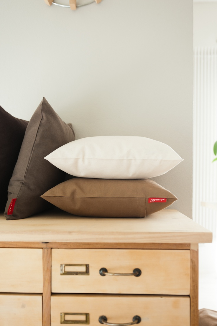 © stylus.pl   #homedecor #homeinspiration #interiors #fabric #pillows #stylus.pl #sweetcraft #interior #interiordesign #poduszki ♥