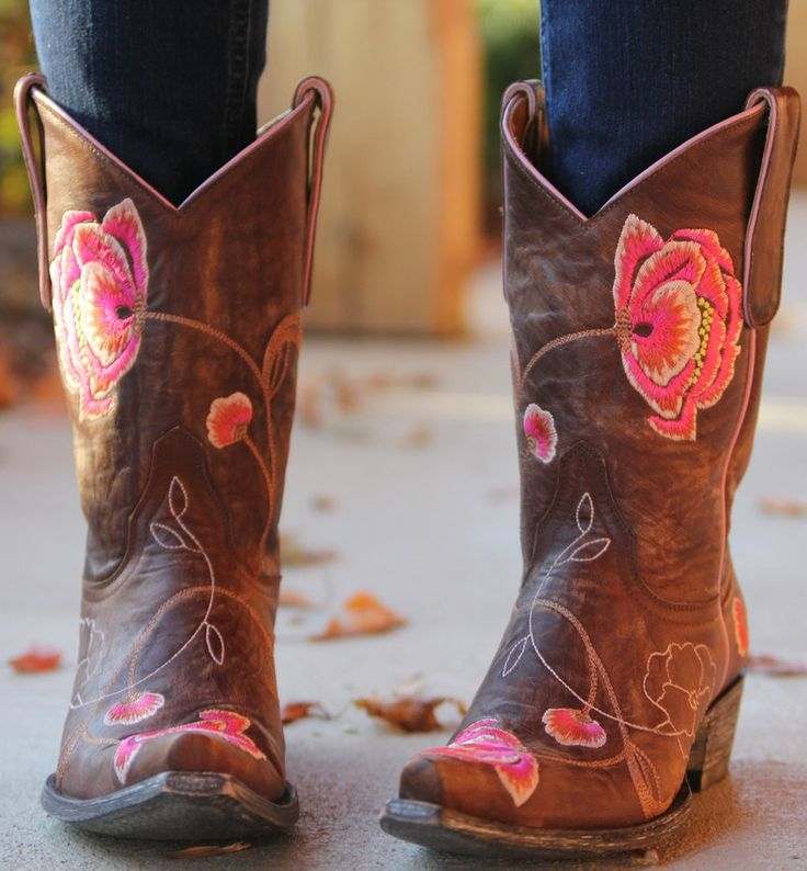 Rivertrail Mercantile - Old Gringo Marsha Brass Cowgirl Boot, $389.99 (http://www.rivertrailmercantile.com/old-gringo-marsha-brass-cowgirl-boot/)