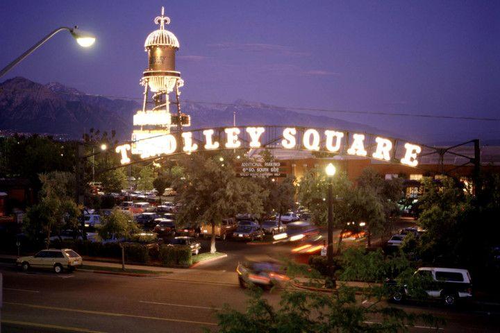 salt lake city malls Trolley Square - Google Search