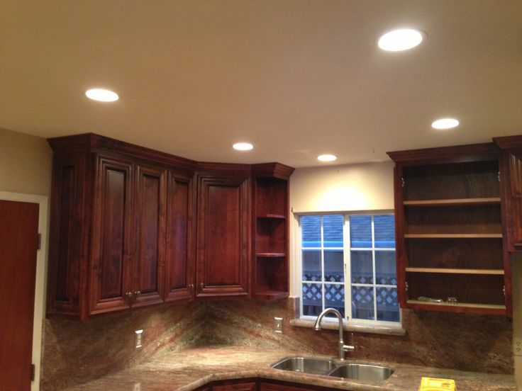Install Recessed Lighting In A Kitchen: 1000+ Images About Get An Instant-on With Led Recessed