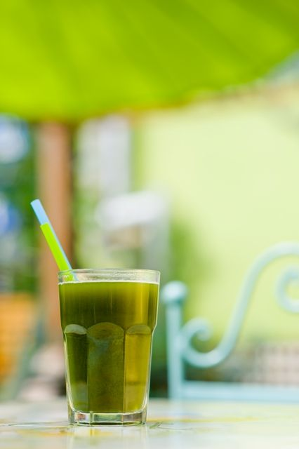 Barley grass - an anti aging and pro vitality superfood.