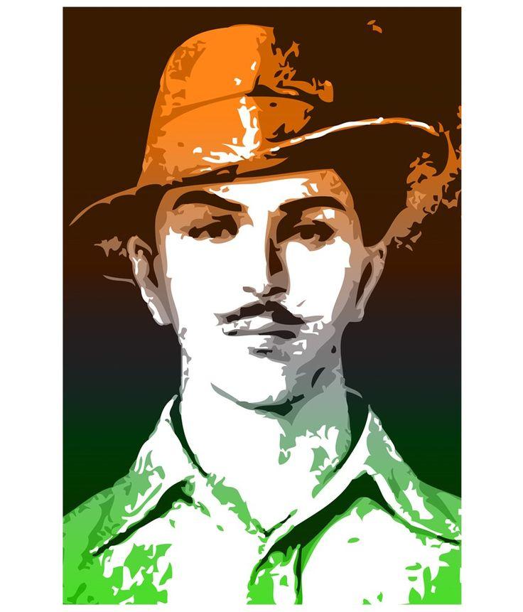 Bhagat Singh.