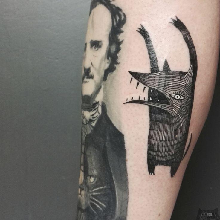 Panakota tattoos www.instagram.com... #tattoo #tatuaz #tattoowork #project #design #ink #inked #graphic #tattuaggio #btattooing #tattuaje #illustration #татуировка #тату #tetovani #tätowierung #tatuajes #panakota #littletattoos #wolf