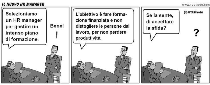 Formazione, una chimera - Leggi il post http://www.tibicon.net/2011/11/formazione-chimera.html