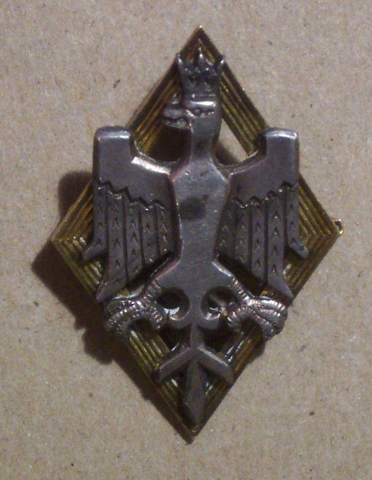 Haller Corps badge  http://www.warrelics.eu/forum/polish-armed-forces-second-republic-si-y-zbrojne-ii-rzeczypospolitej-polskiej-1918-1939/polish-legions-wwi-13513-3/